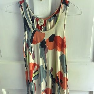 Made in San Francisco for Anthropologie tank, xs